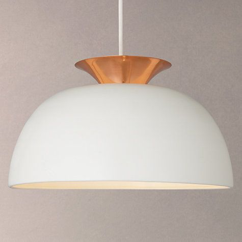 Buy John Lewis Titus Utility Pendant Shade Online at johnlewis.com