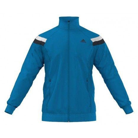 Het Anthem Jacket #trainingsjack is een comfortabel jack van @adidas en is gemaakt van gerecycled materiaal. #dws
