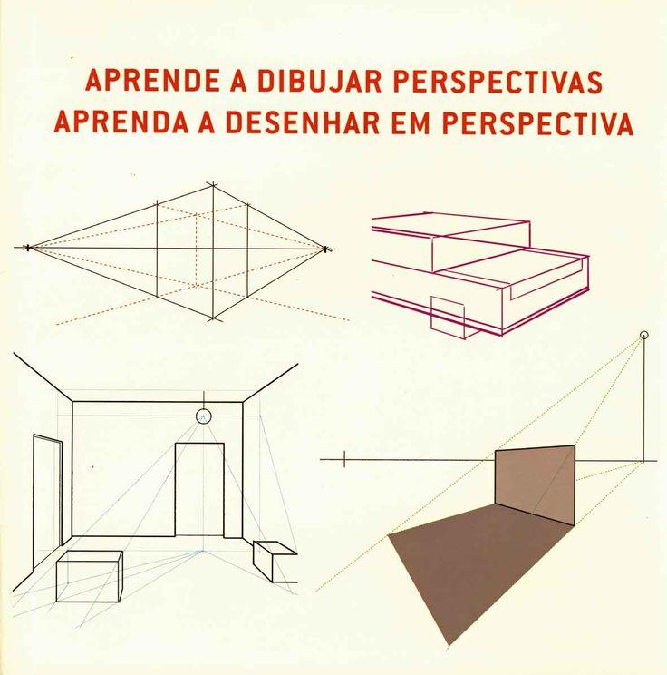 #Arte / Técnicas Artísticas APRENDE A DIBUJAR PERSPECTIVAS - VV.AA #Ilusbooks