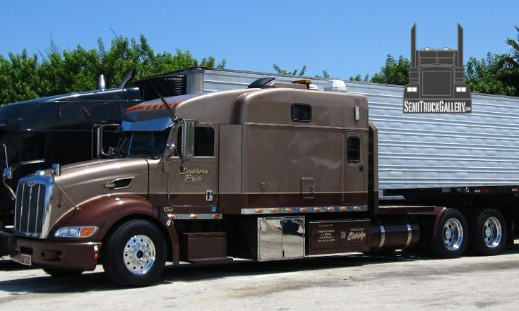 Cool Semi Truck Paint Jobs | Trucks For Sale Customize Your Peterbilt Semi Buy Custom picture pin.
