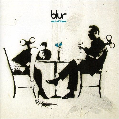 """Artist unknown : Out of Time"""" is a song by Blur                          neat idea"""