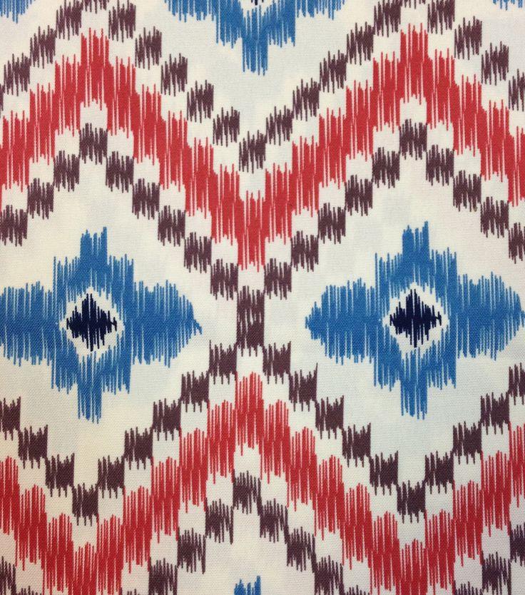 Southwest Fabric- Texture Diamond Spirit Outdoor Fabric