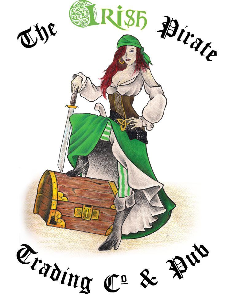 Irish pirate | Irish Pirate Trading Company and Pub, Emerald Isle NC , things to do ...