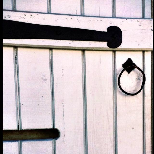Door in St. Augustine, Florida