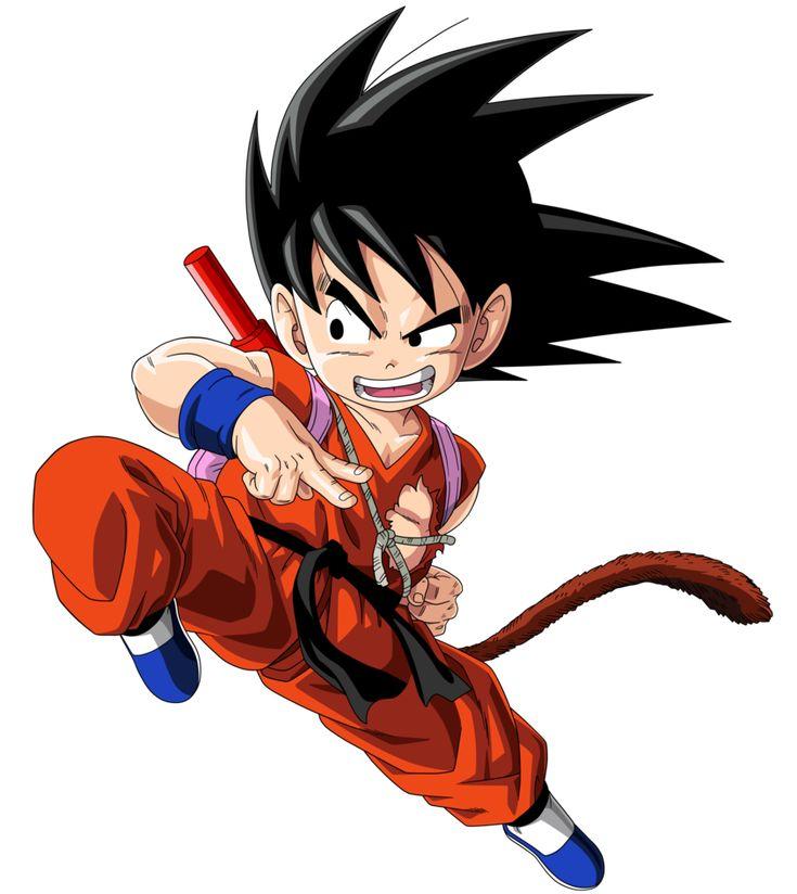 Dragon Ball - kid Goku 19 by superjmanplay2 on DeviantArt - Visit now for 3D Dragon Ball Z compression shirts now on sale! #dragonball #dbz #dragonballsuper