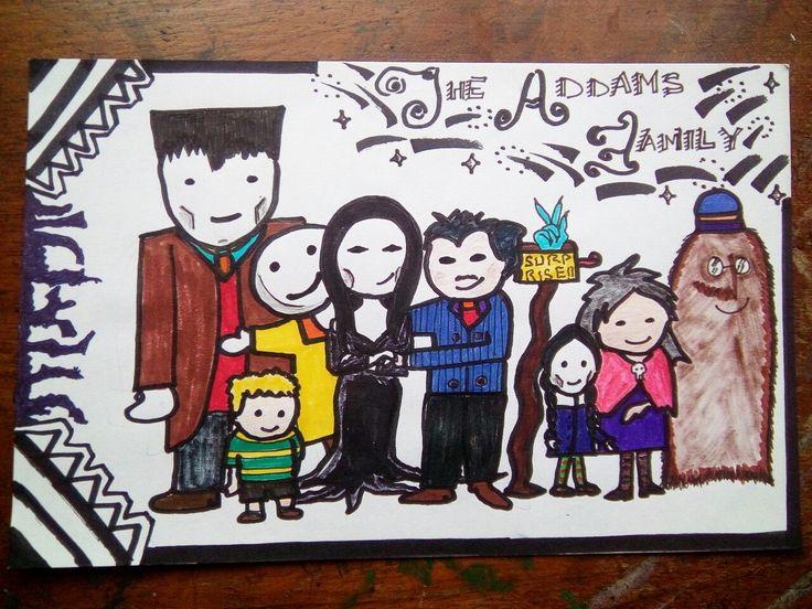 Addmas's doodle