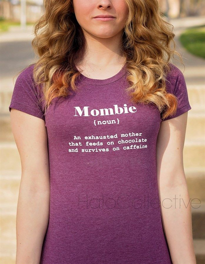 """""""Mombie"""" Tees - New Great Colors Added {Jane Deals}"""