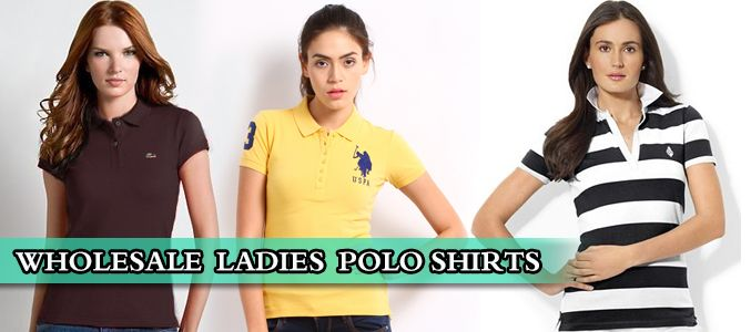 Time to Revive The Vintage Wholesale Ladies Polo Shirts For a Contemporary Edge