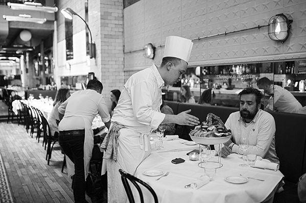 Ron Gastrobar Paris: een Franse bistro met de traditionele French cuisine - authentiek, puur en smaakvol.