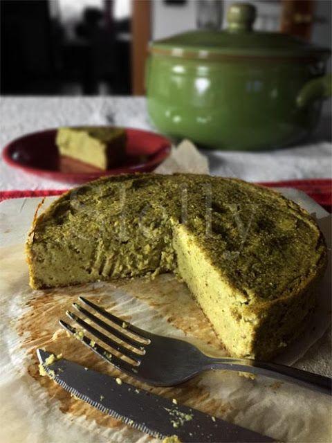 SLELLY: BROCCOLATO - Sformato di broccoli