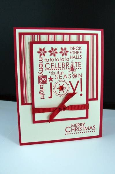 Christmas Stamp Camp by hairchick - Cards and Paper Crafts at Splitcoaststampers