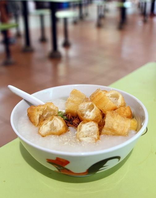 Cantonese-Style Congee