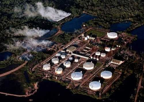 Campo petrolero de Occidental en Colombia reinicia producción de crudo