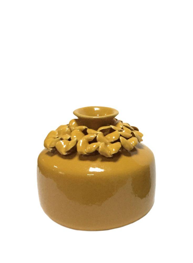 A Loja do Gato Preto | Caixa Craclé Flor Amarelo #alojadogatopreto