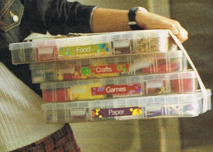 Babysitting Kit  Part I (BH, Sept 2002)