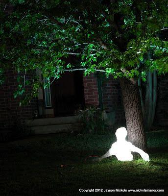 chicken wire ghosts   Static: Lit Chicken Wire Ghost? - Page 3