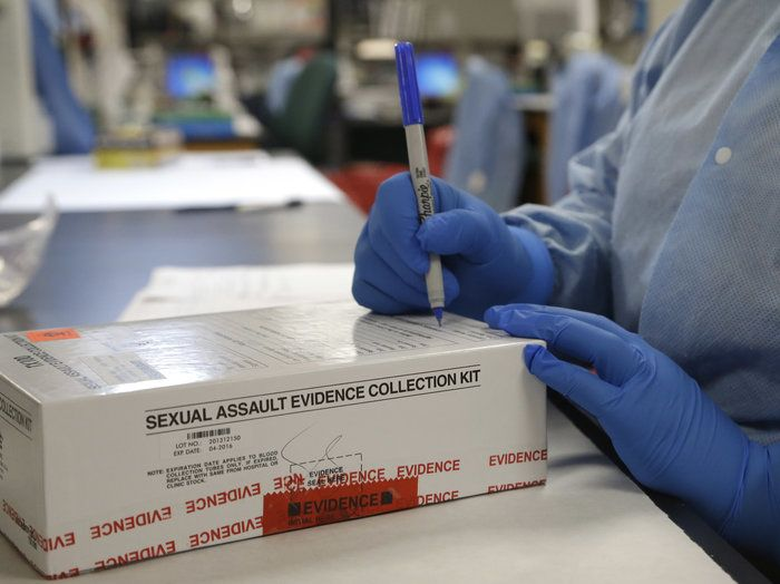 Across Texas there are thousands of rape kits that have been collected, but remain untested. One state representative is proposing taking donations to raise the money. A kit costs between $500 and 2000 to test. Many states have a huge backlog of untested kits, meaning rapists roam free while their victims are denied justice.