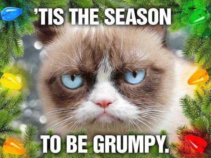 'Tis the Season to be Grumpy.
