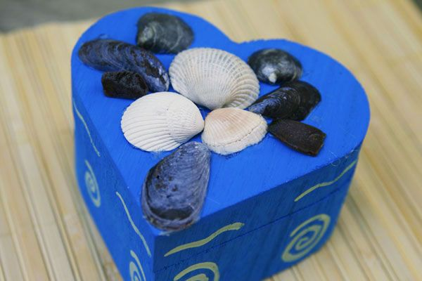 3 Beach crafts for kids