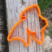 "Cookie cutter ""Goldfish №2"""