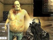 Free Online Shooting Games, You are stuck in a warehouse full of dangerous zombies who will stop at nothing to turn you into the undead in Zombie Survival 3D!  Explore the warehouse, find weapons, and find a way to survive for as long as you can!  The zombies will come in waves, so spend the extra time you have to find supplies, guns, and a hiding spot!, #zombie #undead #shooting #survival #shooter #unity