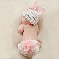1 stuks baby fotografie rekwisieten baby konijn m... – EUR € 6.98