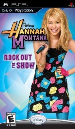 Hannah Montana: Rock Out the Show  Your #1 Source for Video Games, Consoles & Accessories! Multicitygames.com