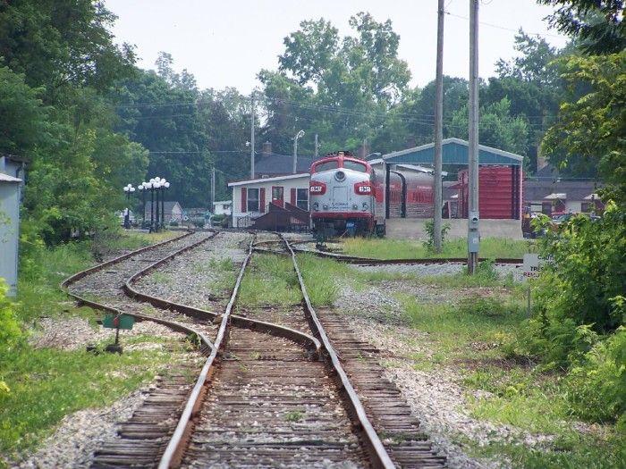 2.  My Old Kentucky Dinner Train