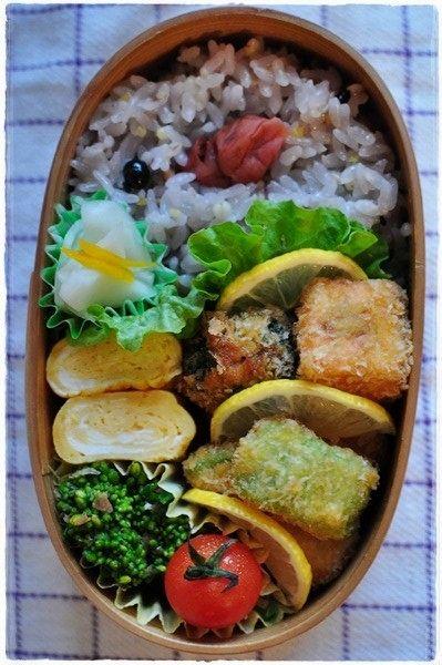 bento lunch 2013/1/16