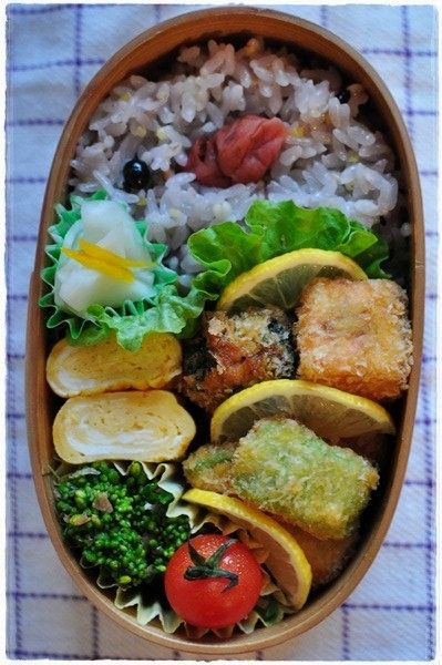 bento lunch 2013/1/16