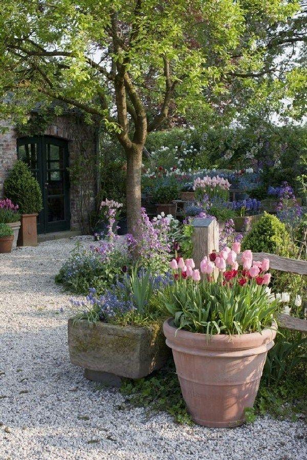 Best Wonderful Rustic Garden Decorations and Ideas (39)