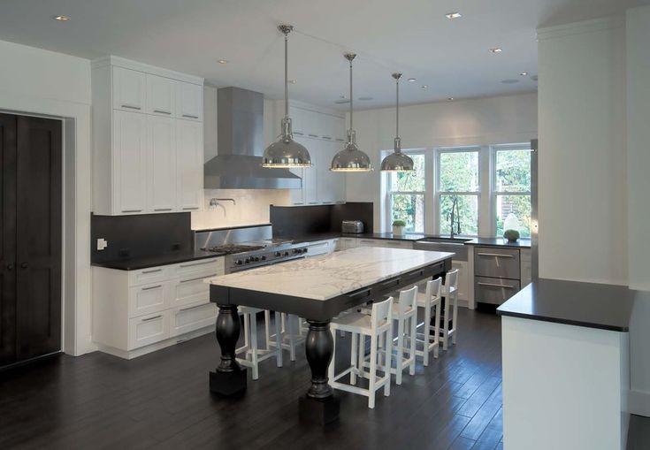Стол островной кухонный - стол вашей мечты