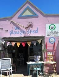Carole's The Plough Shed is in Hermanus in the Western Cape.