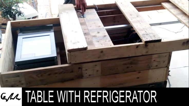 Pallet Coffee Table How To Make A