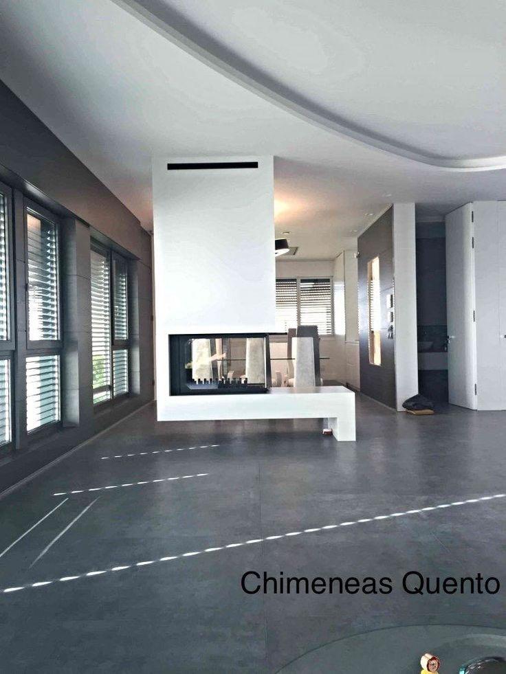 https://flic.kr/p/CkENfD+ +Chimenea+Quento+modelo+Floa,+con+hogar+Atra+tres+caras.+ +www.quento.es  Showroom Crta.+Santiago-Pontevedra+a+9+Km.+de+Santiago+de+Compostela+en+dirección+a+Pontevedra.+15.866+Ameneiro-Teo+(La+Coruña)+España.