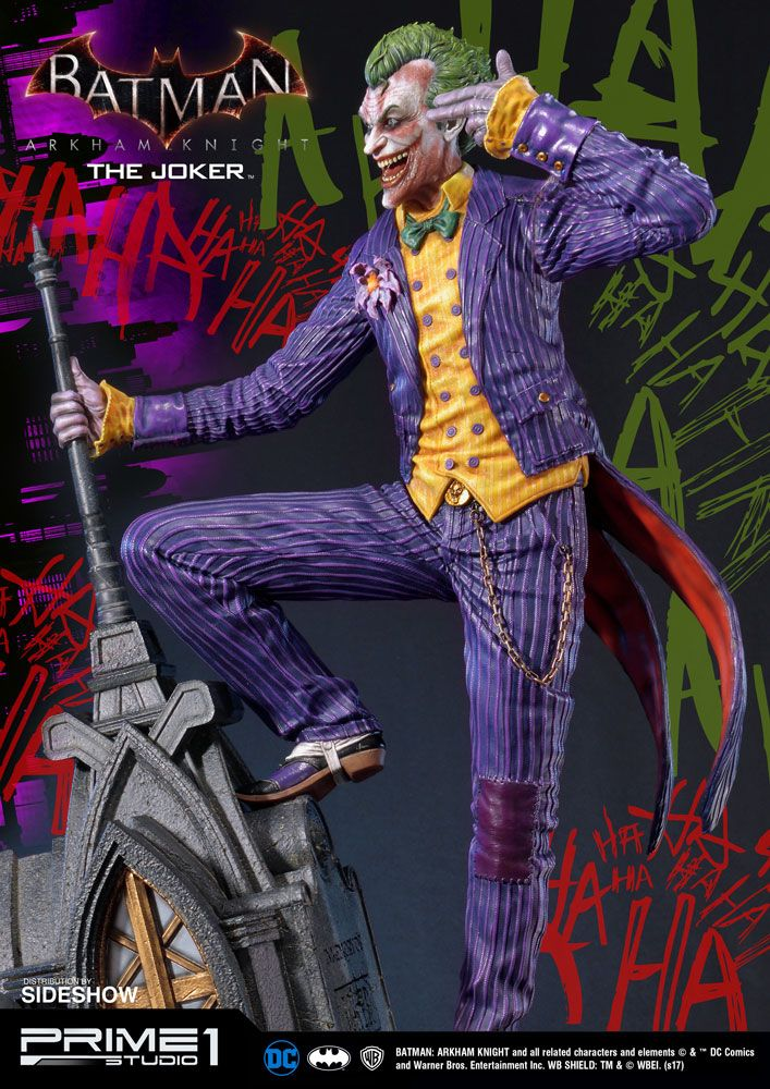 AC: Joker - Reference Images