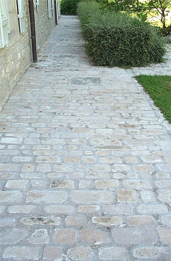 best 25 cobblestone walkway ideas on pinterest stone. Black Bedroom Furniture Sets. Home Design Ideas