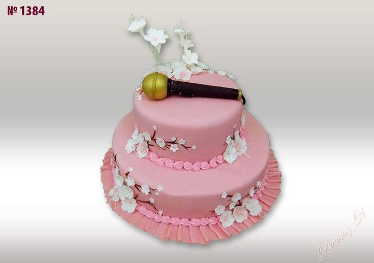 Праздничный торт, торт на праздник, торт на юбилей, торт на день рождения, торт микрофон, розовый торт, торт девушке, торт женщине #торт #купитьторт #заказатьторт #тортназаказ #праздничныйторт #тортнапраздник #тортнаденьрождения #тортнаюбилей #тортмосква #тортмикрофон