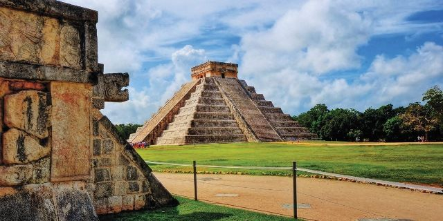 Uncover Mexico's Mayan history and colonial cities www.iyctravel.com
