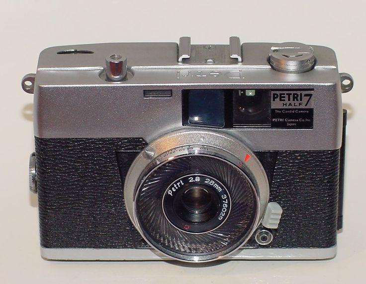 81 Best Half Frame Cameras Images On Pinterest Camera
