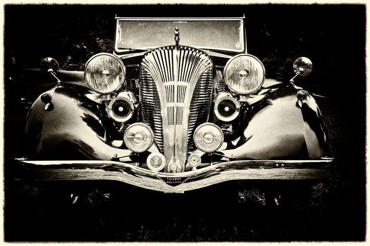 Triumph Dolomite Roadster by Gerd Baumann Photo