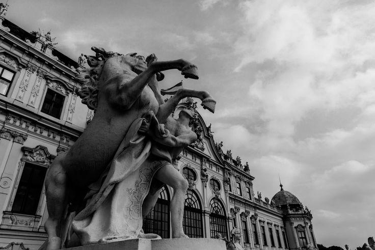 https://flic.kr/p/u1bBSB | Belvedere Palace Building, Vienna, Austria