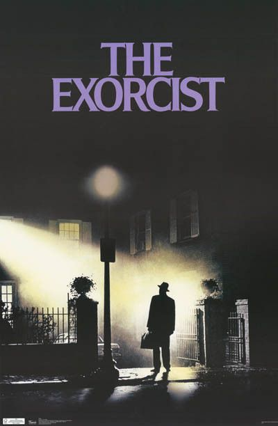 The Exorcist Movie Poster 24×36