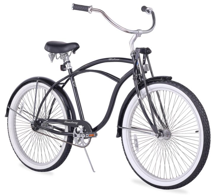 springer single men Men's stretch cruiser by firmstrong the urban deluxe is a chopper style cruiser with a springer fork to complete the low rider look.