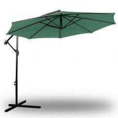 Cantilever Umbrella - Dark Green