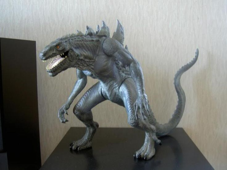 Godzilla (1998) toy.