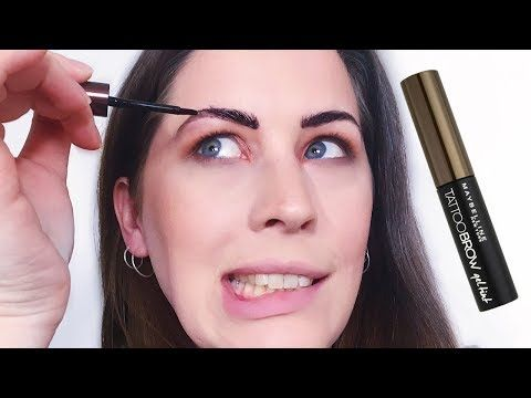 Can a $25 DIY Brow Tattoo Really Work? | So Beauty Stuff