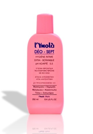 DEO-SEPT!!!  Extra-Botanical Hygienic care for the Intimate Area.