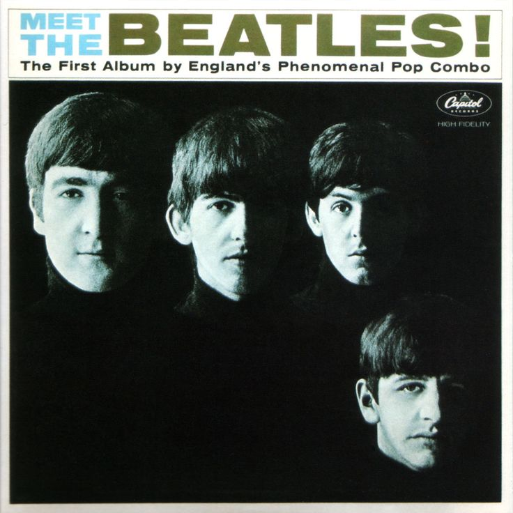 "Meet The Beatles! is the second Beatles' album released in the United States, despite the ""first album"" claim on its cover. Released on 20 January 1964, it was the first Capitol Records Beatles album, issued in both mono and stereo. Capitol is a sister company to Parlophone, the Beatles' British label, and both are subsidiaries of EMI."
