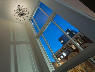 """Artemisia - 20"""" ceilings"""
